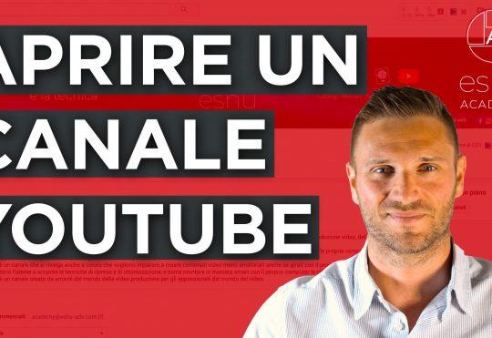 La guida aggiornata 2020 su come aprire un canale Youtube nel 2020