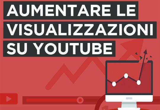Come AUMENTARE le VISUALIZZAZIONI su Youtube nel 2020 [strategia completa in 5 step]