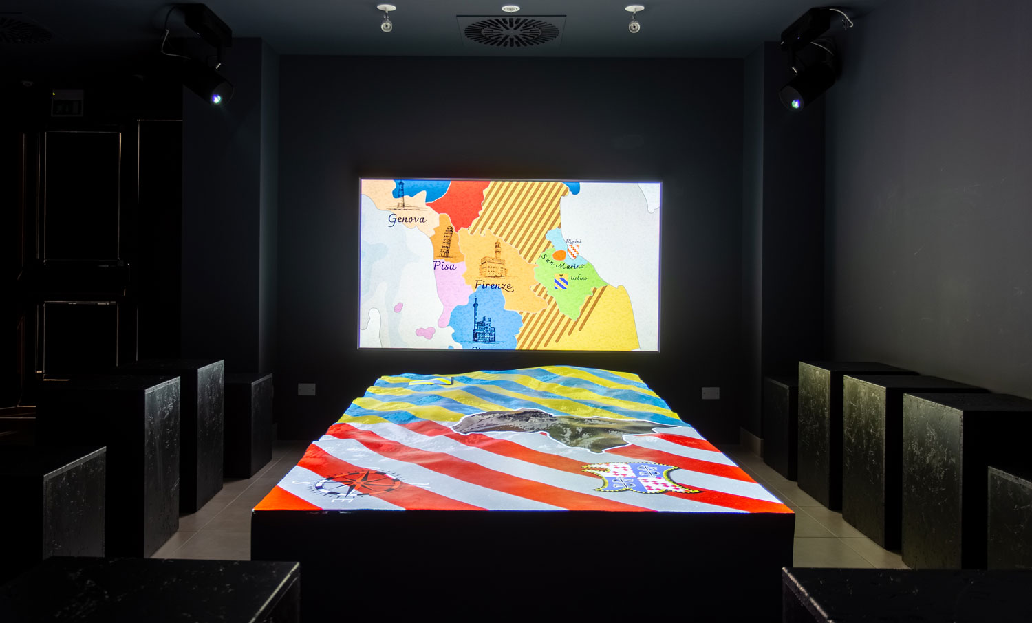 il-mapping-del-museo-multimediale