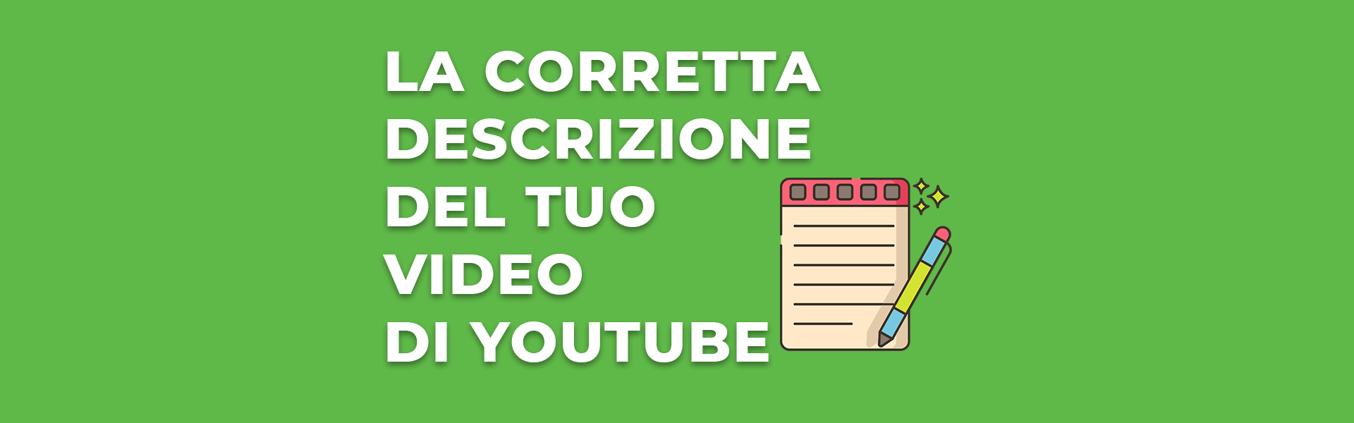 9109La descrizione del video di Youtube efficace