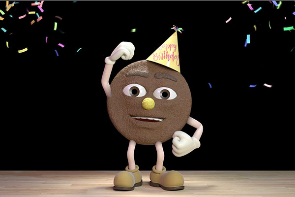 MEC3 | Animazione 3D Cookies